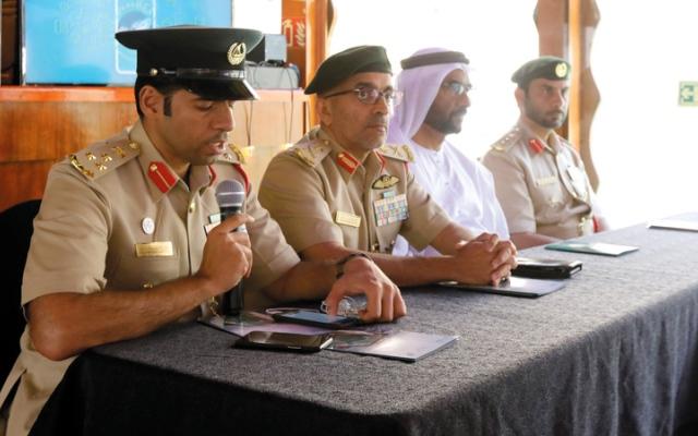 الصورة: شرطة دبي تؤمّن الرحلات البحرية بتطبيق «أبحر بأمان»