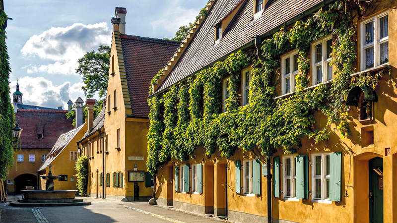 «فوغري» تأسس في عام 1514 من قبل رجل أعمال ثري. أرشيفية