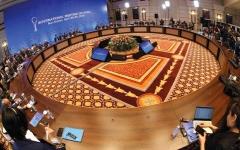 الصورة: اختتام محادثات كازاخستان حول سورية دون تحقيق تقدّم