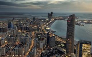 الصورة: أبوظبي تتصدر أفضل الوجهات السياحية في الشرق الأوسط