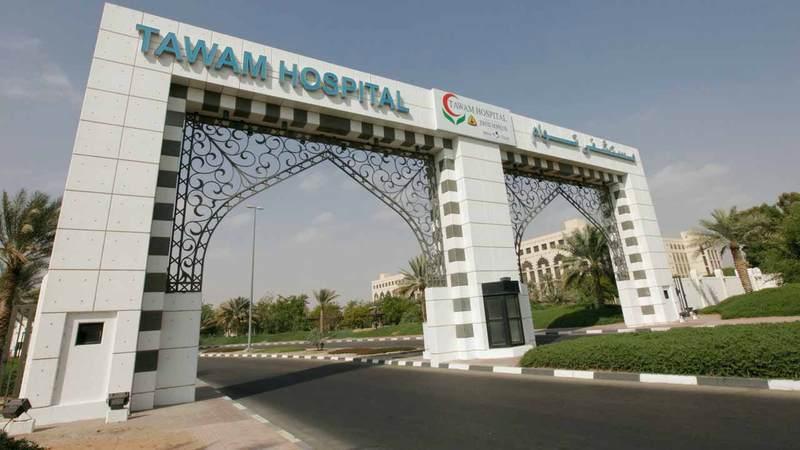 تقرير مستشفى توام أكد استئصال ورم كبير الحجم من جسم المريض. تصوير: إريك أرازاس
