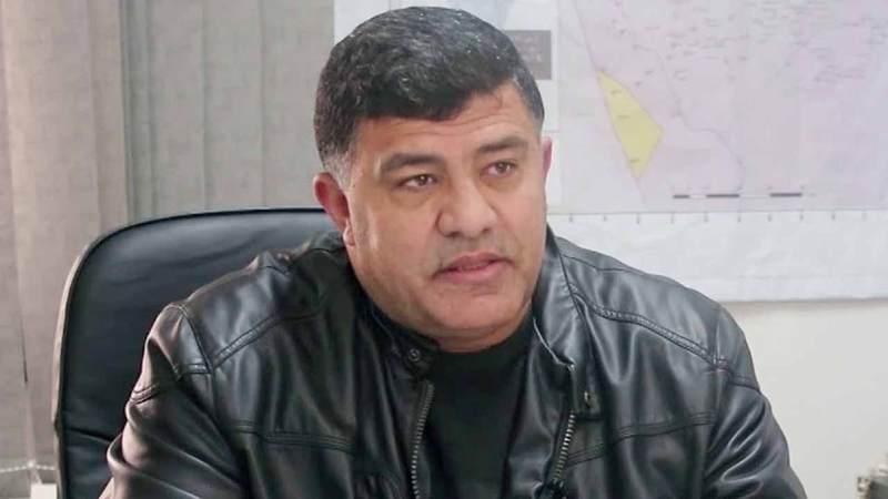 غسان دغلس مسؤول ملف الاستيطان شمال الضفة الغربية. الإمارات اليوم