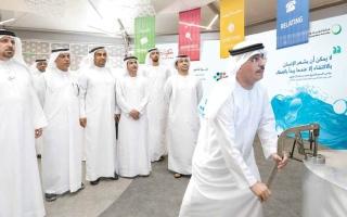 الصورة: «كهرباء دبي» تدعم «سقيا الأمل» بحفر 20 بئراً في 7 دول