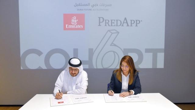Emirates Airline: Understandings with Dubai Future
