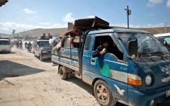 الصورة: تنامي الاحتجاجات المناهضة للأكراد  في دير الزور بسورية