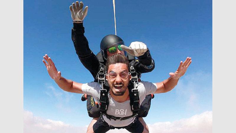 خط الاستواء حفر الأرثوذكسية رخصة القفز المظلي دبي Sjvbca Org