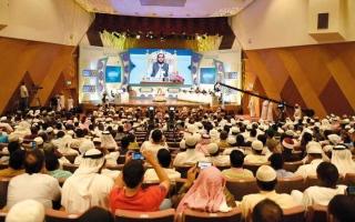 الصورة: تنافس قوي على المراكز الأولى لجائزة «دبي للقرآن»
