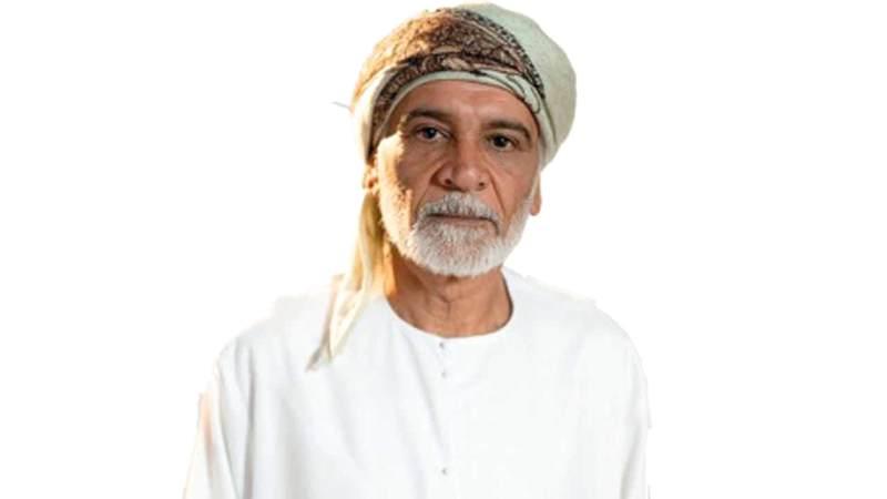منصور الفيلي في لقطة من مسلسل «عبور».  الإمارات اليوم