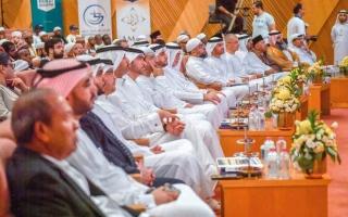 الصورة: 7 متسابقين يتنافسون في جائزة دبي للقرآن