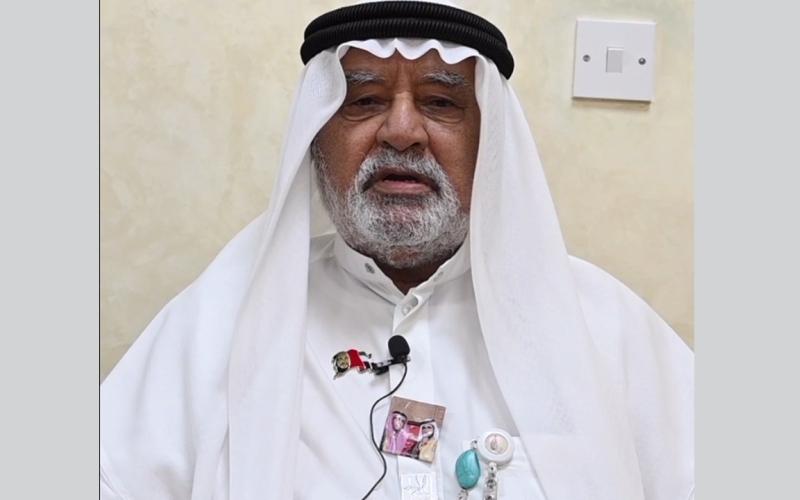 الصورة: بالفيديو.. عبد العزيز القصاب يتحدث عن عادات دبي الرمضانية.. ويسأل: ما هو الدلو؟