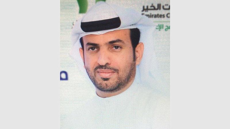 أحمد درويش المهيري:  «الدائرة تحرص  على دعم المبادرات  والمشاركة  المجتمعية  الفاعلة».