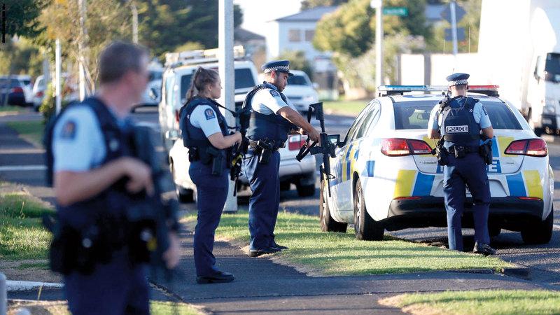 أحداث كرايست تشيرش في نيوزيلندا سلطت الضوء على أن الإرهاب لا دين له.  غيتي