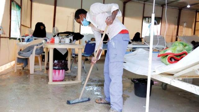«الإغاثة» اليمنية تدعو إلى الشراكة في مواجهة «الكوليرا»