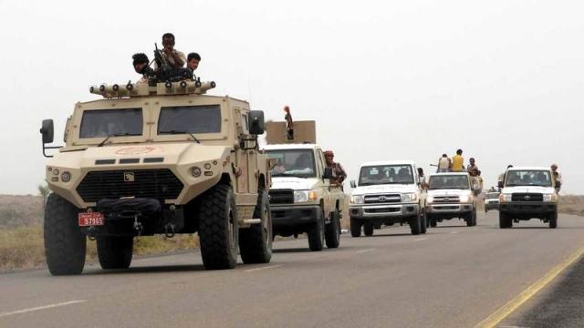 قوات «الشرعية» تسيطر على مواقع جديدة في الضالع.. وتواصل تقدمهابمأرب