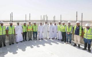 600 ميغاواط من الطاقة النظيفة تضيفها «كهرباء دبي» إلى شبكتها