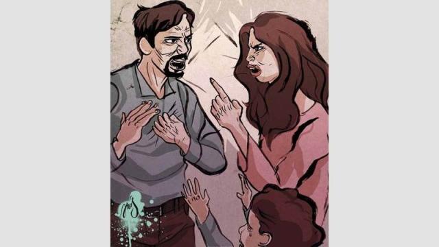 خلع زوجة بـ «خطأ مشترك» - الإمارات اليوم