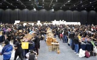 الصورة: 2000 متطوع يشاركون «دبي العطاء» في حملتها الرمضانية