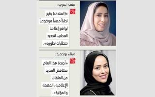 الصورة: «نقاش المئة إعلامي ومؤثر».. قالب تفاعلي جديد ضمن «الإعلام الإماراتي»