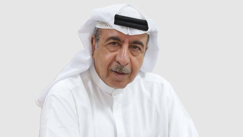 أحمد محمد مسمار:  «الجمعية تركّز على المواطنين بشكل خاص، وقدّمت  خدمات لهم في جميع المجالات».
