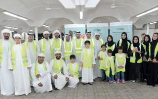 الصورة: ورشة حكومة دبي تشارك في «سحورهم علينا»