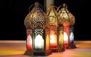الصورة: دبي تضيء ليالي رمضان بأجواء احتفالية