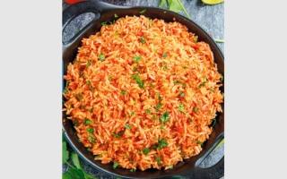 الصورة: أطباق من العالم.. الأرز المكسيكي بالدجاج