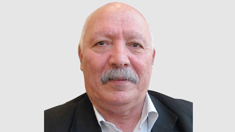 مدير مركز القدس للحقوق الاجتماعية والاقتصادية زياد حموري. الإمارات اليوم