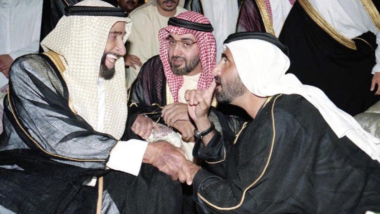 ذكرى وفاة الشيخ زايد يتصدر تويتر اللهم ارحم من كان أبا