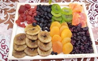 الصورة: 5 فوائد للفاكهة المجففة في رمضان