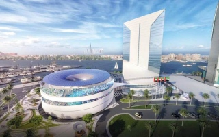 «غرفة دبي» تستعد لـ «إكسبو 2020» بمبنى «أخضر» يواكب نمو الإمارة نحو المستقبل