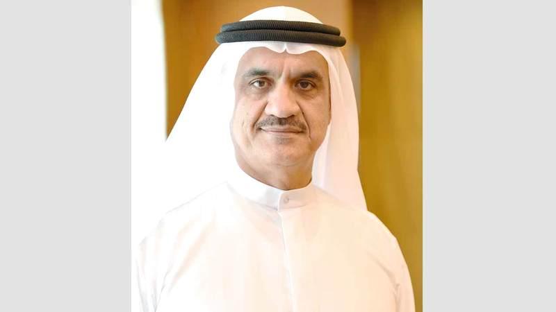 أحمد جلفار:  «ياك العون» نموذج إيجابي وملهم لتعاون  المؤسسات في مساندة الفئات المستحقة.