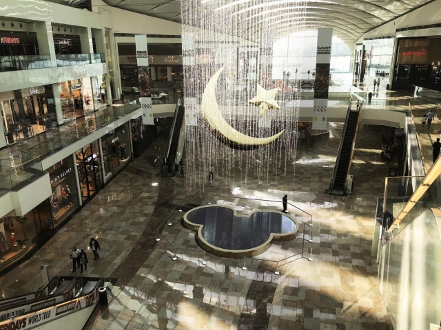 Learn about    Promotions offered by shopping malls during