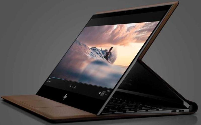 الصورة: «إتش بي» تقود مرحلة الخشب والجلد في الكمبيوتر المحمول