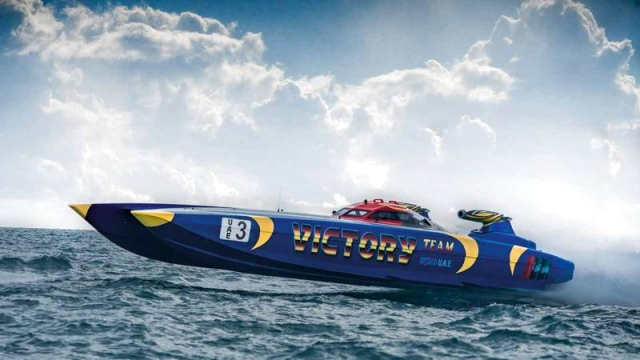 Victory 3 calls for speedboats in Lake Ozarks