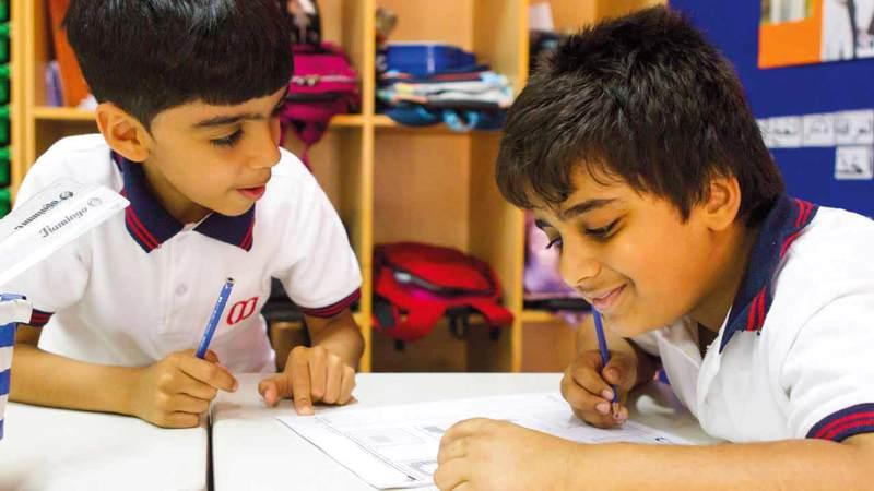 18 مدرسة خاصة رفعت جودة أدائها خلال العام الدراسي الجاري. أرشيفية