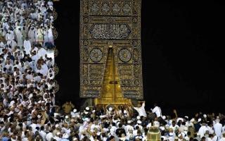 الصورة: مكة في العشر الأواخر.. لكل داعٍ قصته الفريدة هنا