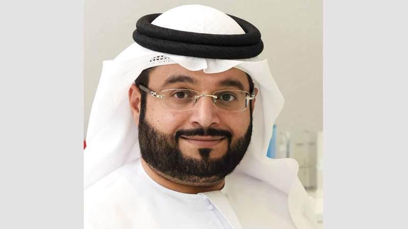 أحمد عبدالسلام كاظم: «(جمارك دبي) تكرس جهودها لضمان تدفق المواد الغذائية إلى الأسواق التجارية بالكميات المطلوبة».