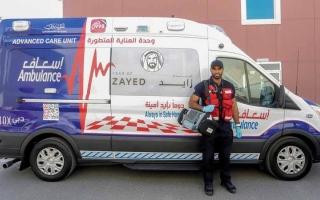 الصورة: «إسعاف دبي»: خطة للتعامل مع الحالات الطارئة خلال العيد