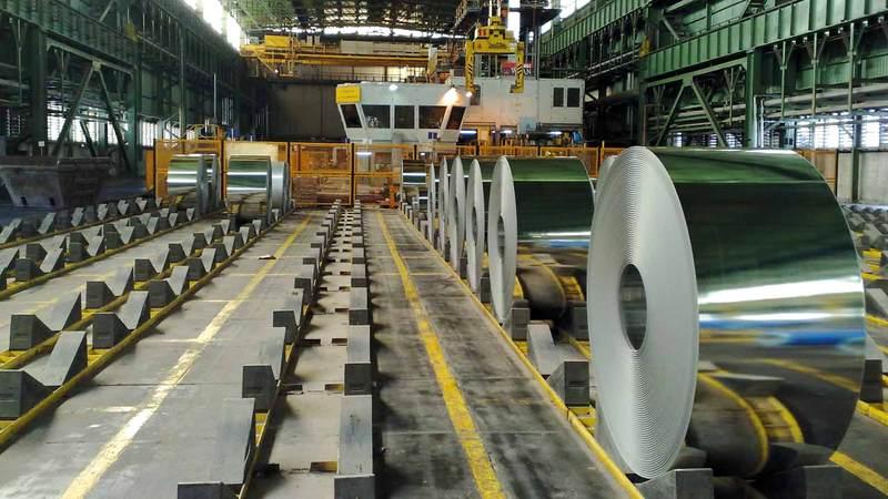 هدف العقوبات إبطاء برنامج إيران للتوسع في الصناعات المعدنية. أرشيفية