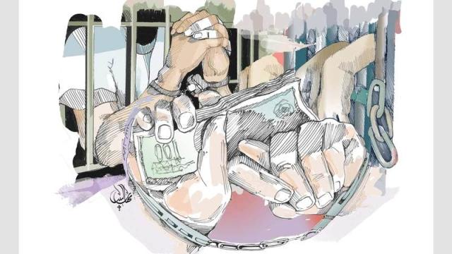 3 million fake euros in two bags traveling through Dubai