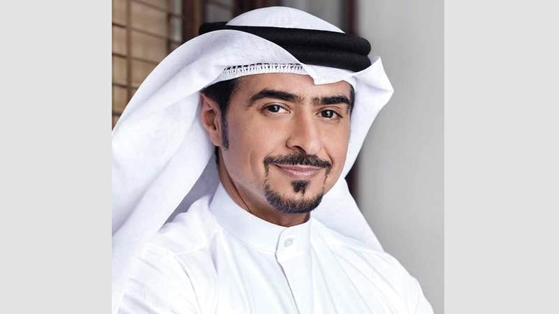أحمد بن ركاض العامري: «نسعى إلى تعزيز حضور إمارة الشارقة في مختلف المعارض والمؤتمرات الدولية المتخصصة في الكتاب والنشر».