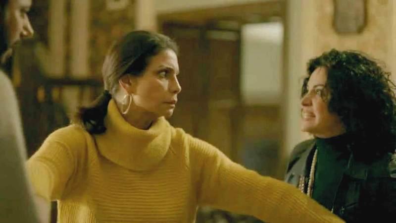 سوسن بدر تؤدي دور أمّ البطلة في المسلسل. أرشيفية