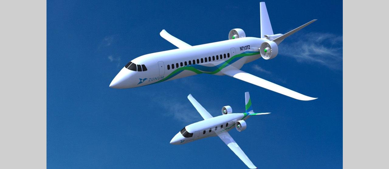 شركة (زونوم) تخطط لإطلاق برنامج للطائرات تستخدم في الرحلات القصيرة