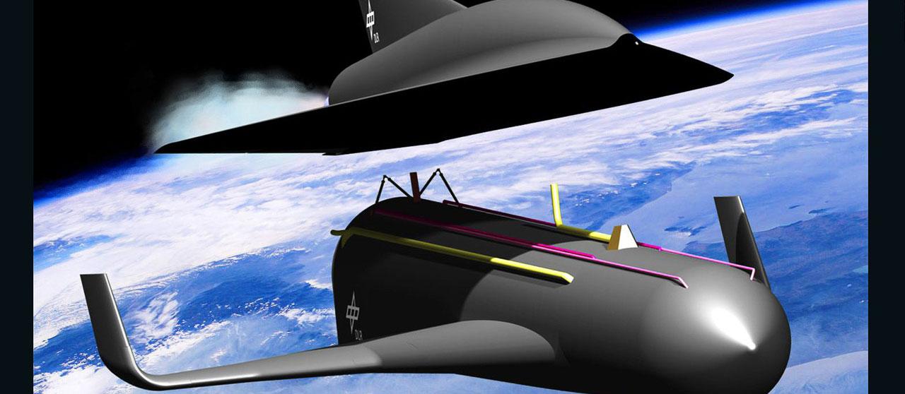 طائرة SpaceLiner تحلق بسرعة تفوق سرعة الصوت 20 مرة