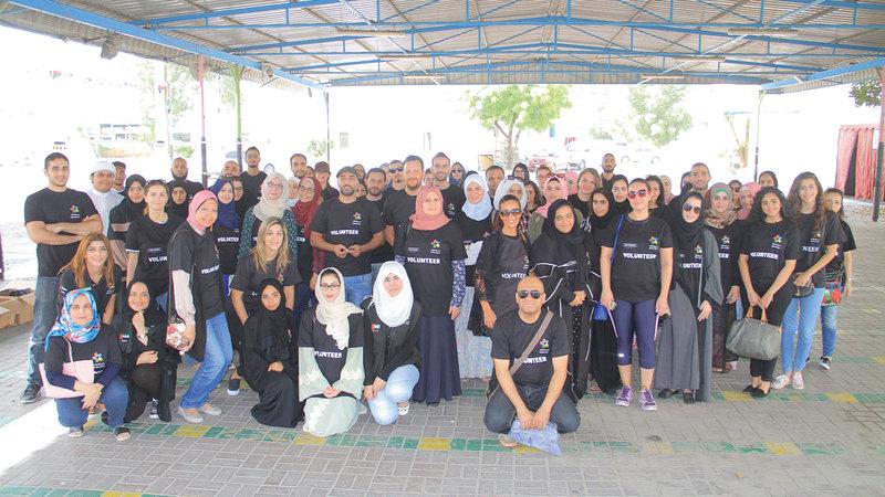 «دبي العطاء» ضمن مبادرات محمد بن راشد وتعزز فرص أطفال البلدان النامية في التعليم.  أرشيفية