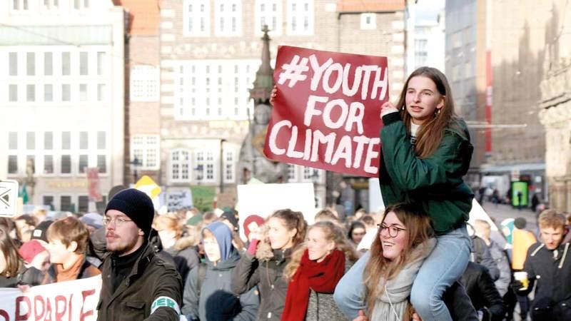 الشباب الألماني يتجه إلى الأحزاب الصغيرة. أرشيفية