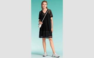 الصورة: أفكار لتنسيق الملابس السوداء