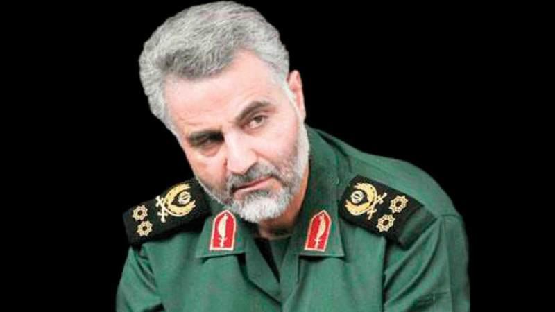 سليماني حث قادة الميليشيات المدعومة من إيران على الاستعداد من أجل «حرب بالوكالة». أرشيفية