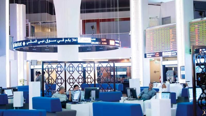 سوق دبي شهد التداول على 213.23 مليون سهم. أرشيفية
