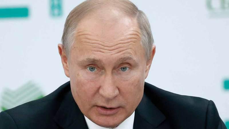بوتين يتعامل بواقعية مع دول الشرق الأوسط.  غيتي